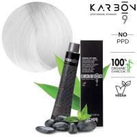 Echosline Karbon 9 Charcoal CT Platinum Toner hiusväri 100 mL