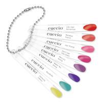 Cuccio Heatwave Collection värikartta