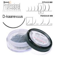 BeautQ Professional D-Pidennysripset 13 / 0.10 1 g