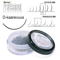 BeautQ Professional D-Pidennysripset 13 / 0.15 1 g