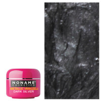 Noname Cosmetics Dark Silver Metallic UV geeli 5 g