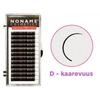 Noname Cosmetics Easy Fan D-Volyymiripset 12 / 0.07