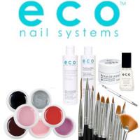 Eco Nail Systems Soak Off Aloituspaketti ilman uunia