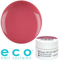 Eco Nail Systems Hibiscus Eco Soak Off geelilakka 7 g