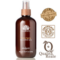 Naturalmente Tonico Spray Daily Conditioner jälleenrakentava hiusvesi 250 mL