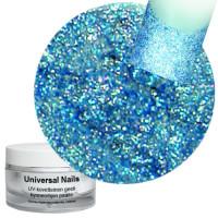 Universal Nails Pillifarkut UV glittergeeli 10 g