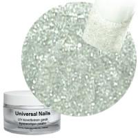 Universal Nails Hopea Uni UV glittergeeli 10 g