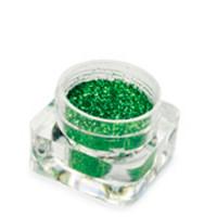 Sina Vihreä glitterpöly