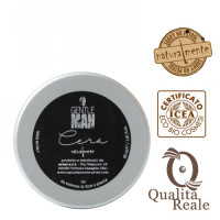 Naturalmente Gentleman Moustache & Beard Wax viiksivaha 30 mL
