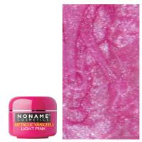 Noname Cosmetics Light Pink Metallic UV geeli 5 g