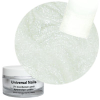 Universal Nails Shamppanja UV metalligeeli 10 g
