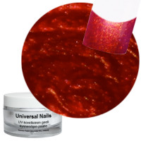 Universal Nails Chili UV metalligeeli 10 g