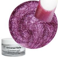 Universal Nails Jäinen Pinkki UV metalligeeli 10 g