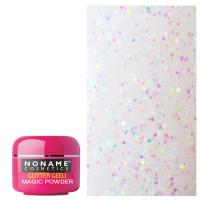 Noname Cosmetics Magic Powder Glitter UV geeli 5 g