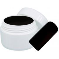 Noname Cosmetics Black Matt UV geeli 5 g