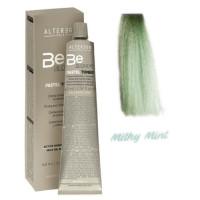 Alter Ego Italy Milky Mint Be Blonde Pastel Toner hiusväri 60 mL