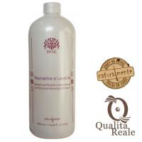 Naturalmente Rosemary & Lavender syväpuhdistava shampoo 1000 mL