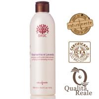 Naturalmente Rosemary & Lavender syväpuhdistava shampoo 250 mL