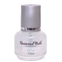 Universal Nails Nanoceramic päällyslakka 15 mL