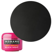 Noname Cosmetics Black Night Matt UV geeli 5 g