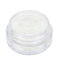 Noname Cosmetics Säkenöivät Valkoiset glittersäikeet