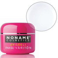 Noname Cosmetics Paksu Kirkas UV-geeli 30 g