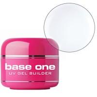 Silcare Base One Ohut Kirkas UV-geeli 30 g