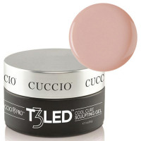 Cuccio Opaque Brazilian Blush T3 LED/UV Controlled Leveling Cool Cure geeli 28 g