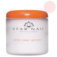 Star Nail Pinkki Ultra Clear akryylipuuteri 161 g