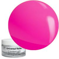 Universal Nails Pinkki UV/LED neongeeli 10 g