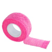 Universal Nails File Protection Tape sormien suojateippi pinkki