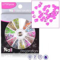 Noname Cosmetics Metalliset koristeet neon 700 kpl