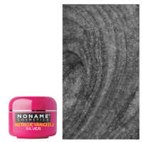 Noname Cosmetics Silver Metallic UV geeli 5 g