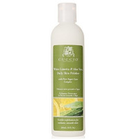 Cuccio Naturalé Skin Polisher White Limetta & Aloe Vera hellävarainen kuorinta 236 mL