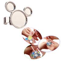 Noname Cosmetics Metallinen sormivati koristeluihin malli A