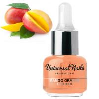 Noname Cosmetics Mango Kynsinauhaöljy pipetillä 15 mL