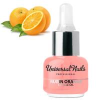 Noname Cosmetics Appelsiini Kynsinauhaöljy pipetillä 15 mL