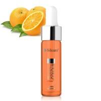 Silcare Appelsiini Garden of Colour Kynsinauhaöljy pipetillä 15 mL
