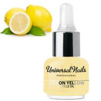 Noname Cosmetics Citrus Kynsinauhaöljy pipetillä 15 mL