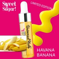 Noname Cosmetics Havana Banana Kynsinauhaöljy pipetillä 15 mL