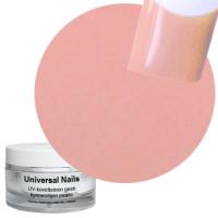Universal Nails Vaalea Nude UV värigeeli 10 g