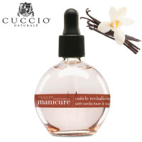 Cuccio Vanilla Bean & Sugar Cuticle Revitalizing Oil Hoitoöljy 75 mL
