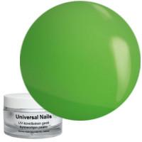 Universal Nails Vihreä UV neongeeli 10 g
