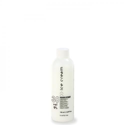 Inebrya 9% Oxidizing Emulsion mini 150 mL
