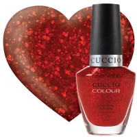 Cuccio Manhattan Mayhem nail lacquer 13 mL