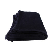 Comair Germany Black Essentials terrycloth eye towel 10 pcs