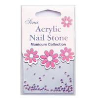Sina Acrylic Nail Stones Acry-03 48 kpl