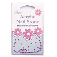 Sina Acrylic Nail Stones Acry-08 48 kpl