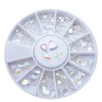 Noname Cosmetics AB White pearls 300 pcs