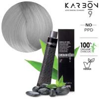 Echosline Karbon 9 Charcoal CT Ash Toner Hair Color 100 mL